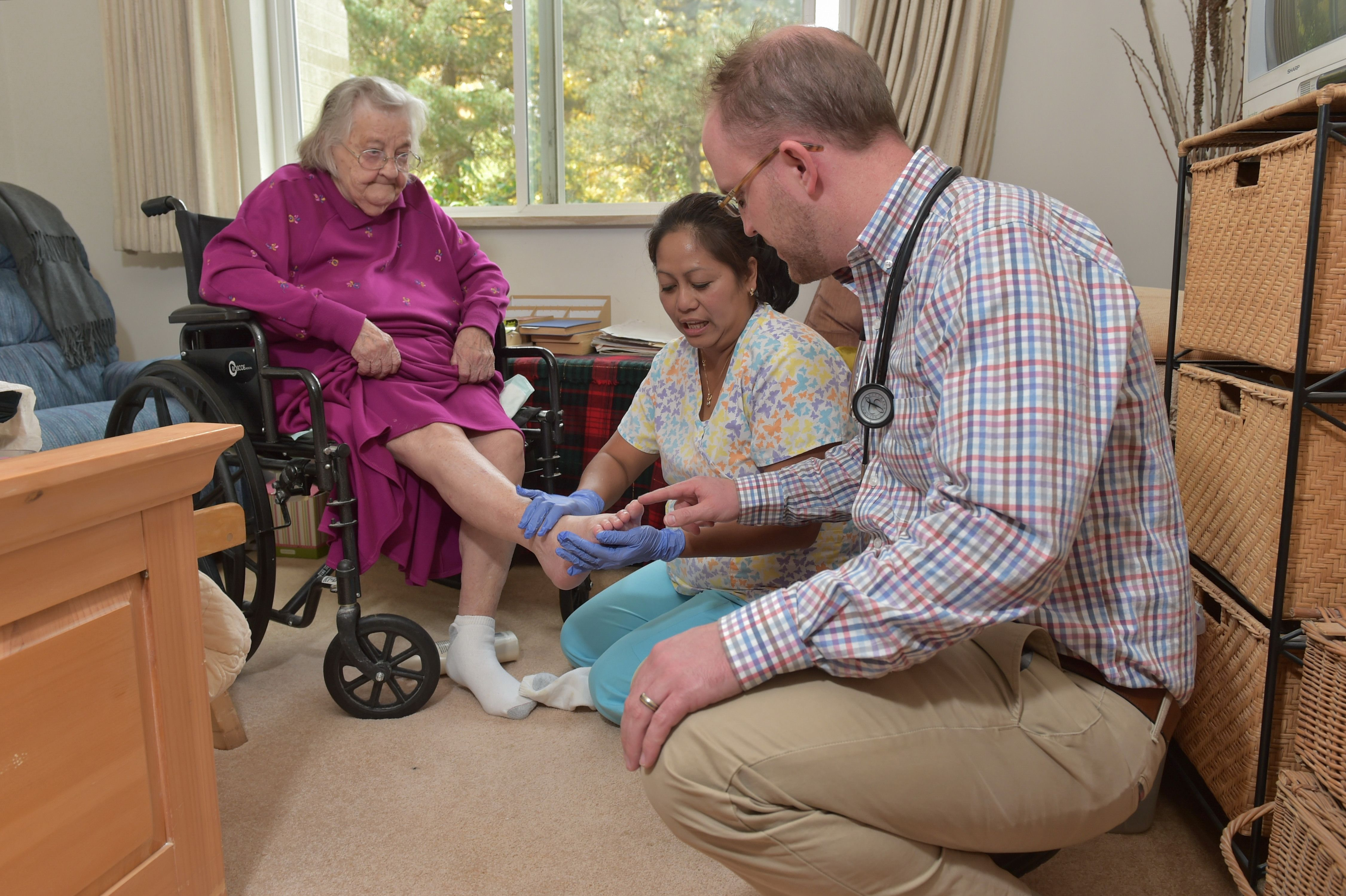 Tackling Patients' Needs
