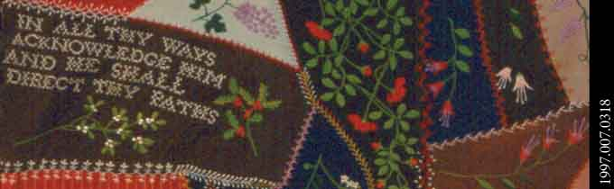 The Ardis and Robert James Collection of Antique and Contemporary Quilts
