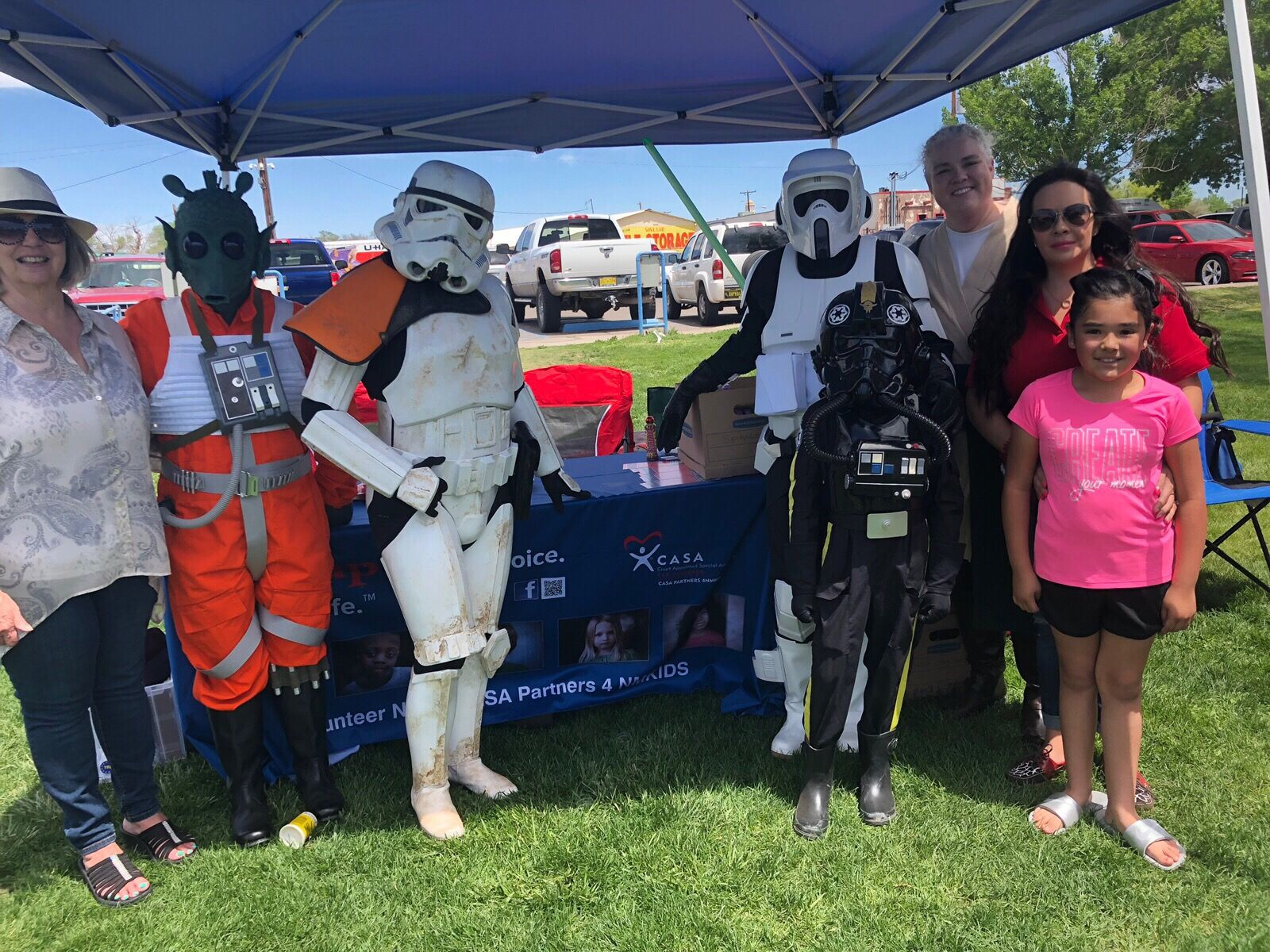 Family and Community Fun with The Rio Grande Guardians of the Children