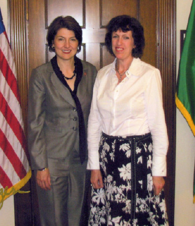 Taking our Message to Washington: Listening Session with Representative McMorris Rodgers