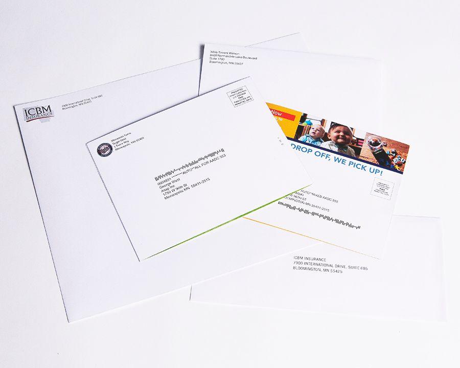 Envelopes & Self-Mailers