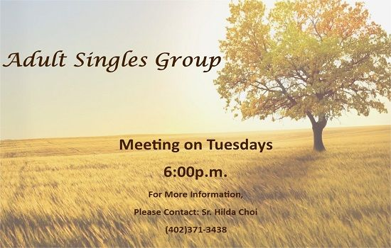 Adult Singles Group