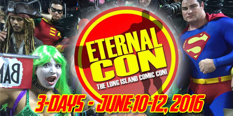Eternal Con Pop Culture Expo