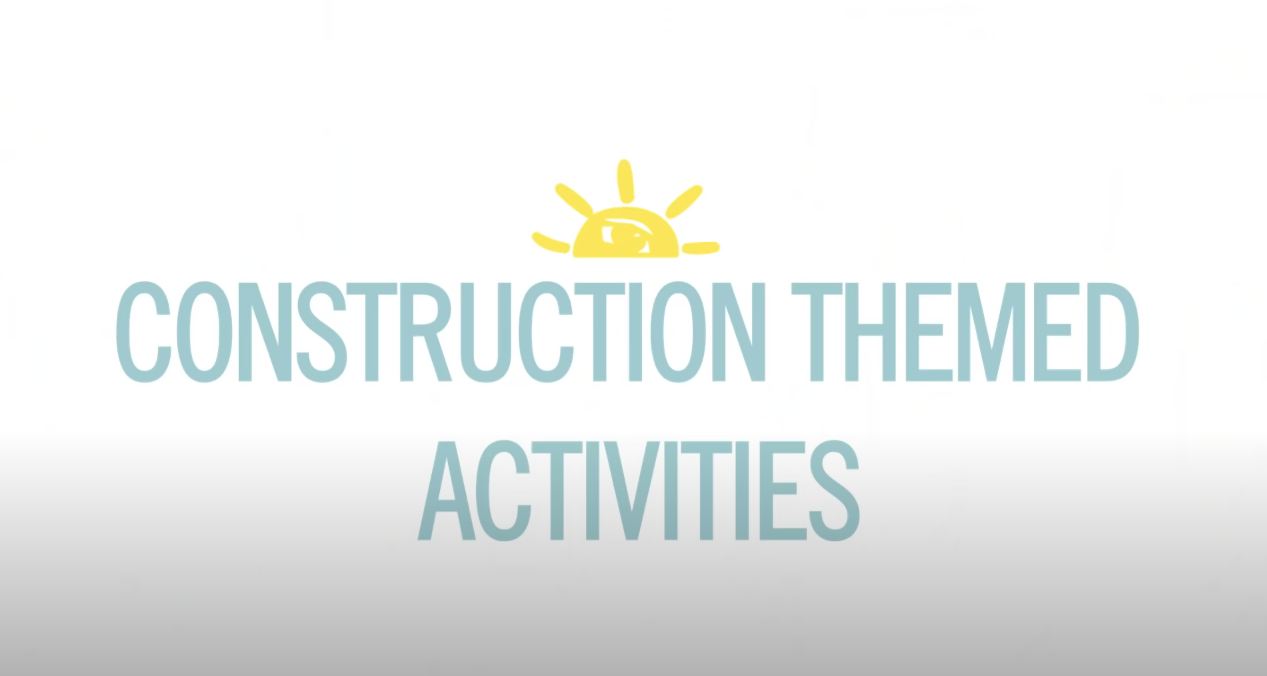 Construction-Themed Activities
