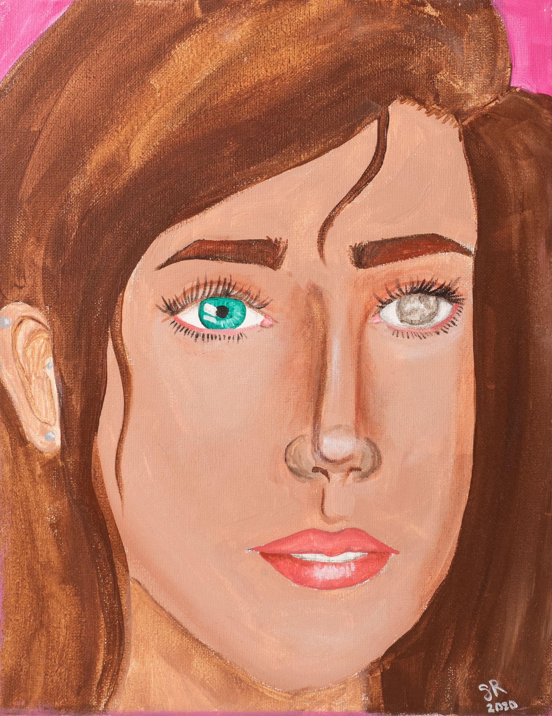 """""""Heterochromia"""" - Sierra Dawn Roulston"""