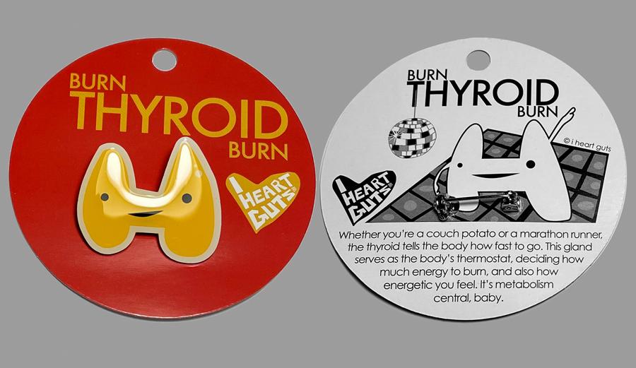 Thyroid Pin