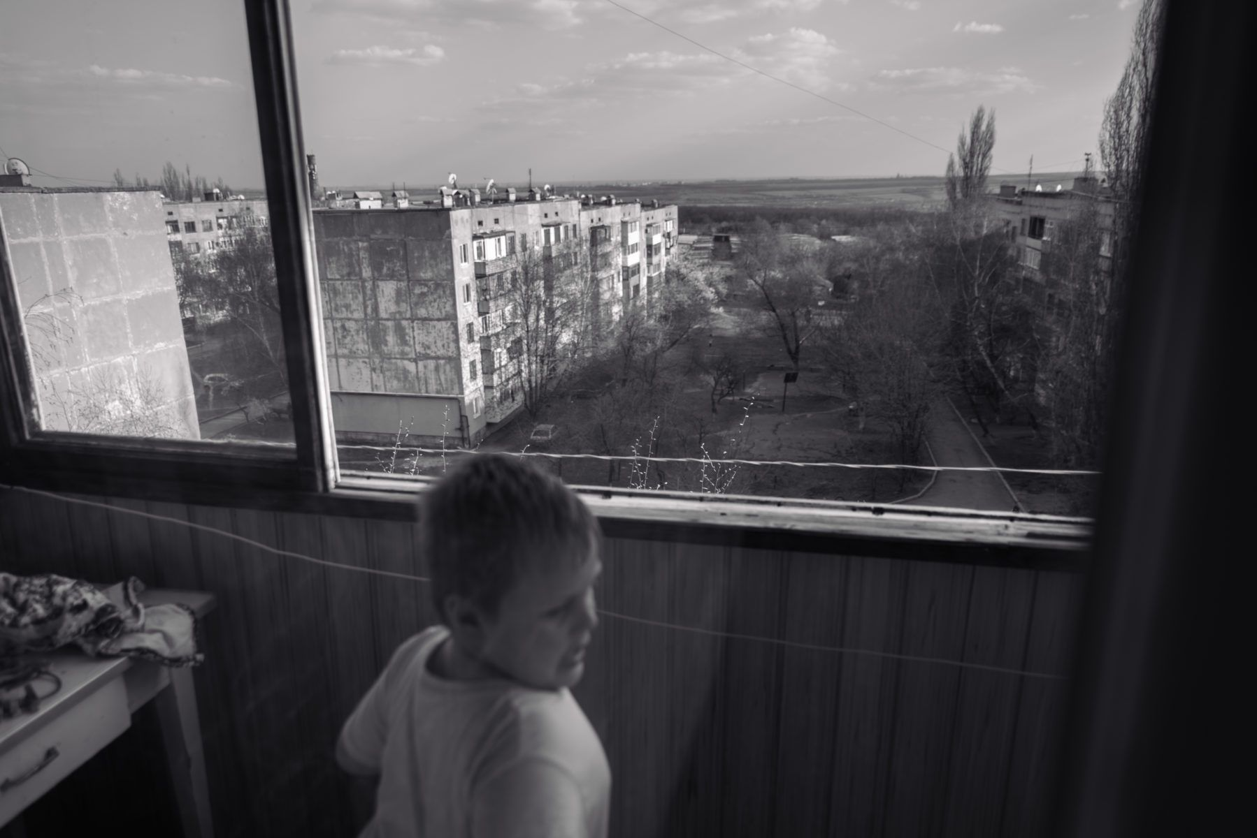 Ukraine's war: inside a frontline town torn by five years of conflict