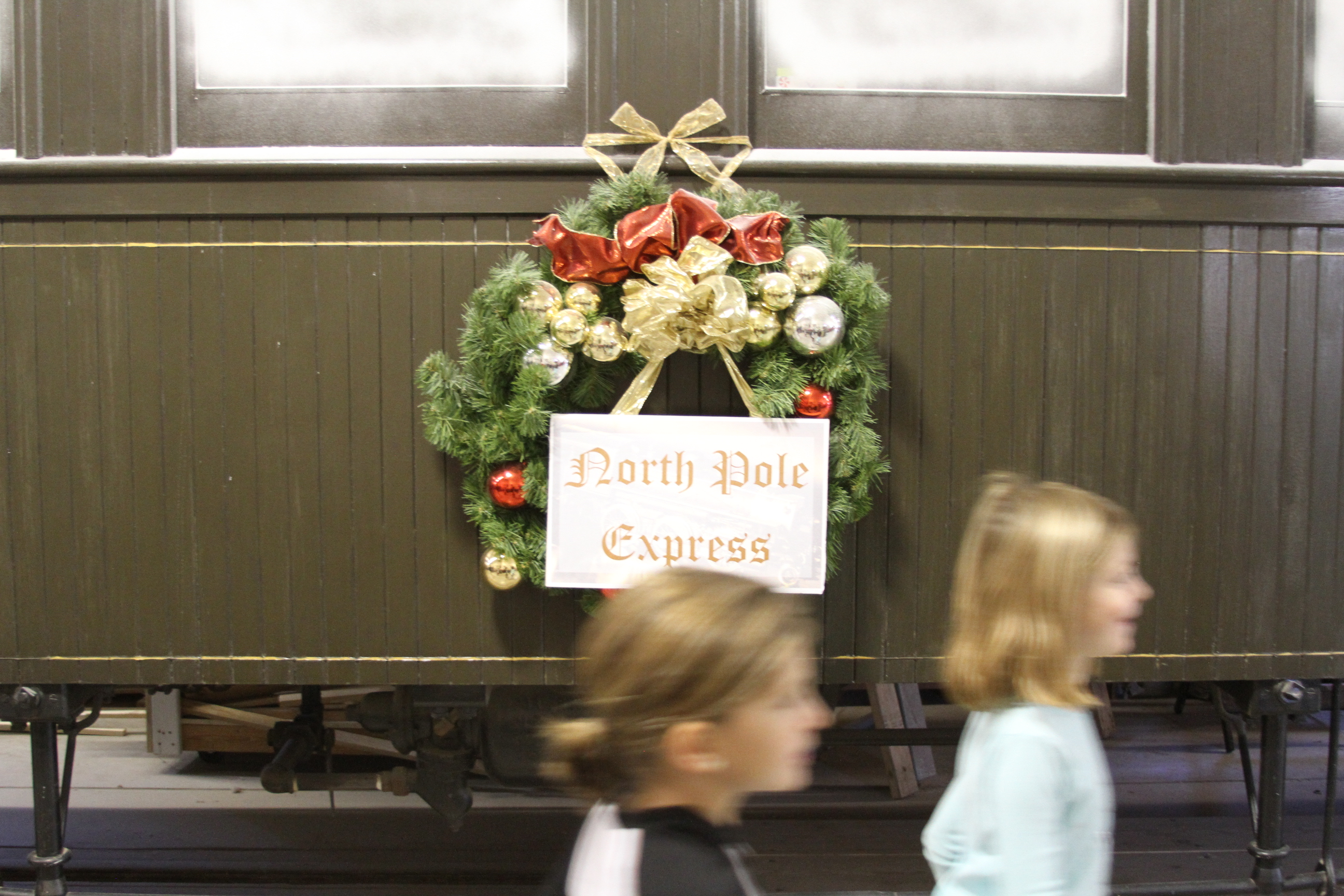 North Pole Express Registration Opens