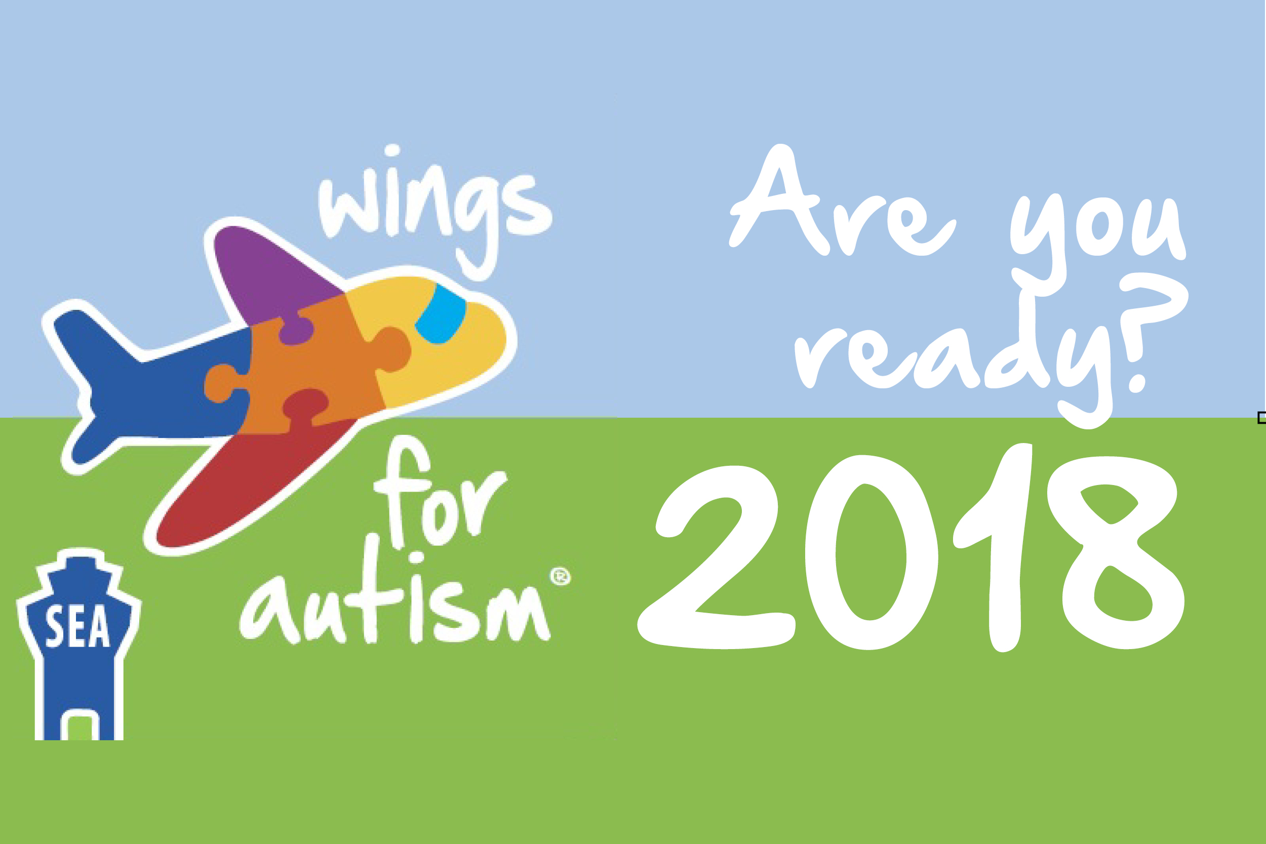 Wings for Autism is back!