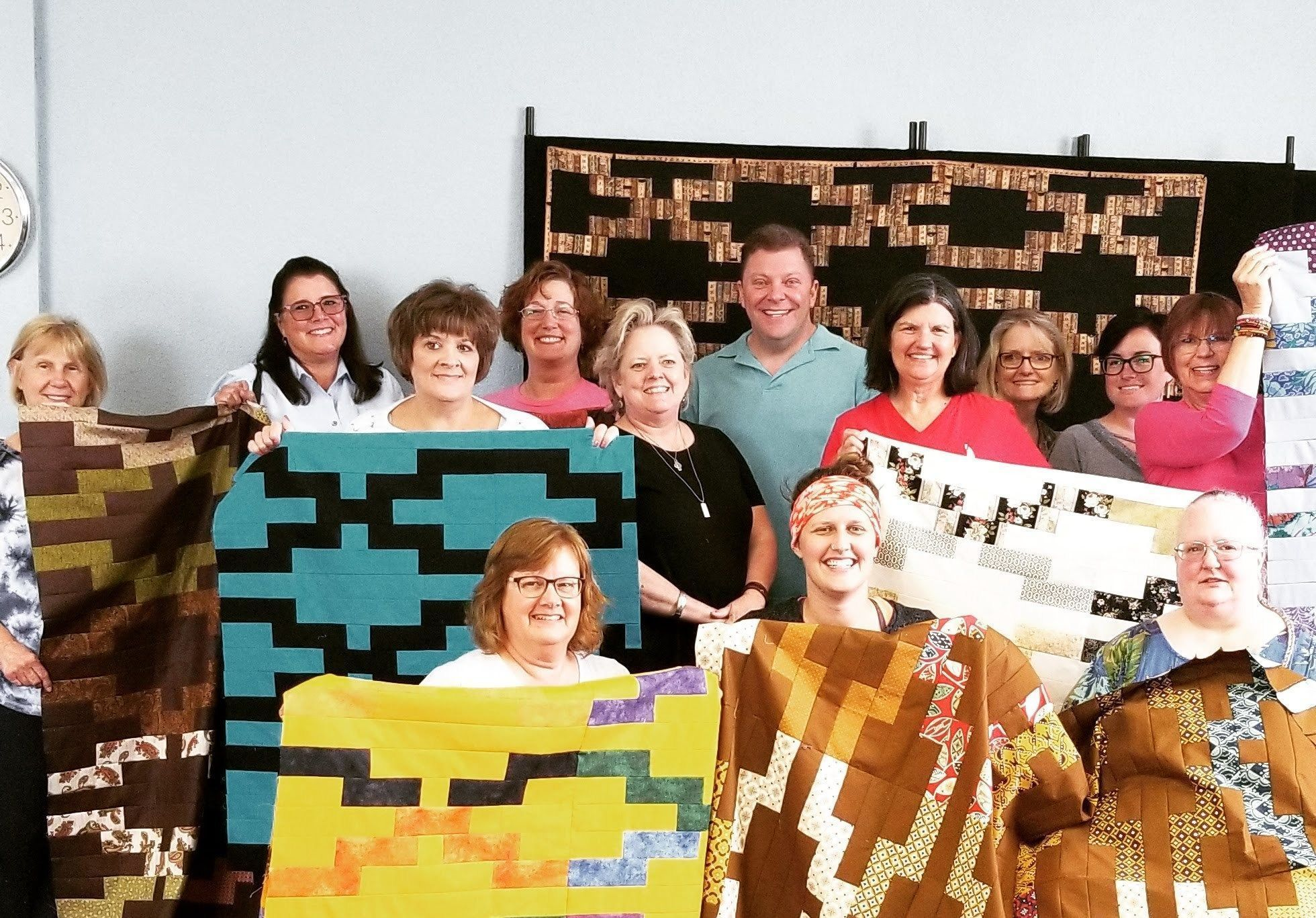 Join a Kindred Group of Quilters