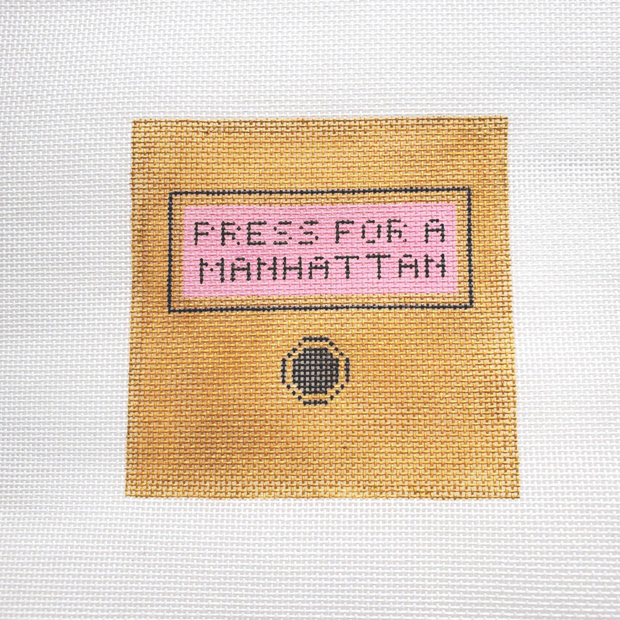 Press for a Manhattan