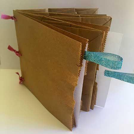 Paper Bag Book