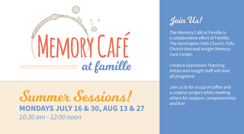 Memory Cafe at Famille
