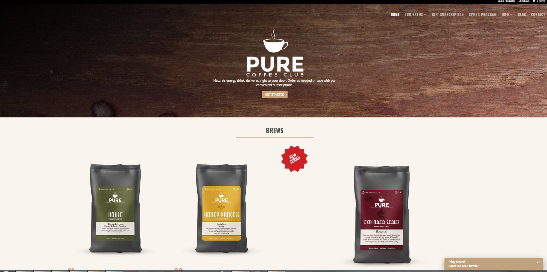 Pure Coffee Club