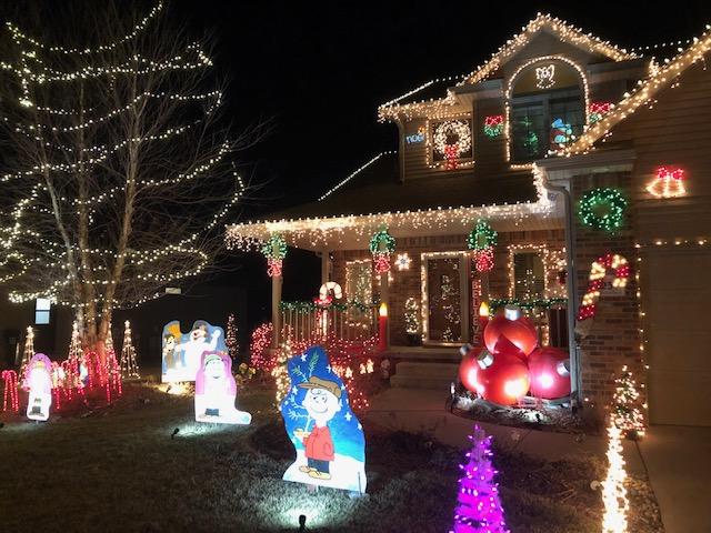 Vintage Holidays Lights Contest