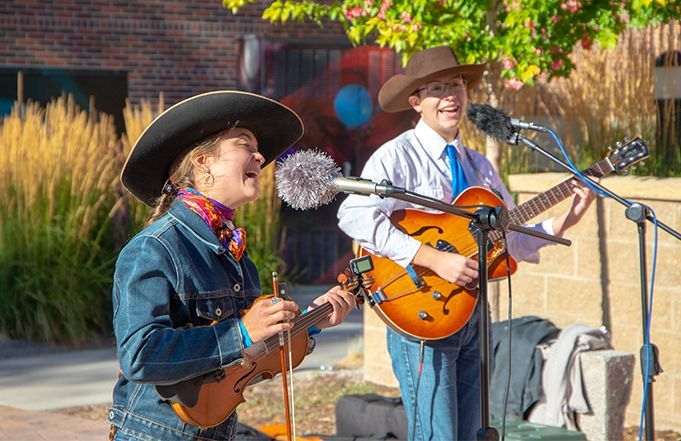 Montana Western Student Profile: Brigid Reedy