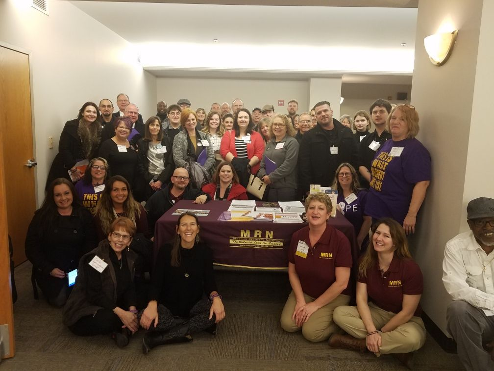 Recovery Advocacy Day 2019