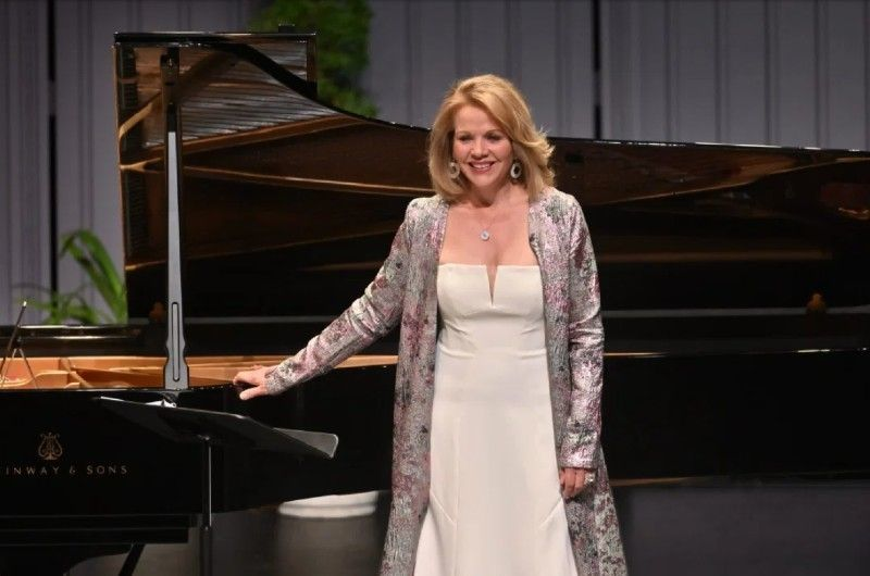 Renée Fleming helps to deliver pandemic's swan song in Irvine concert