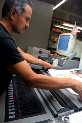 Behind the Scenes with Tucson's Favorite Printing Company