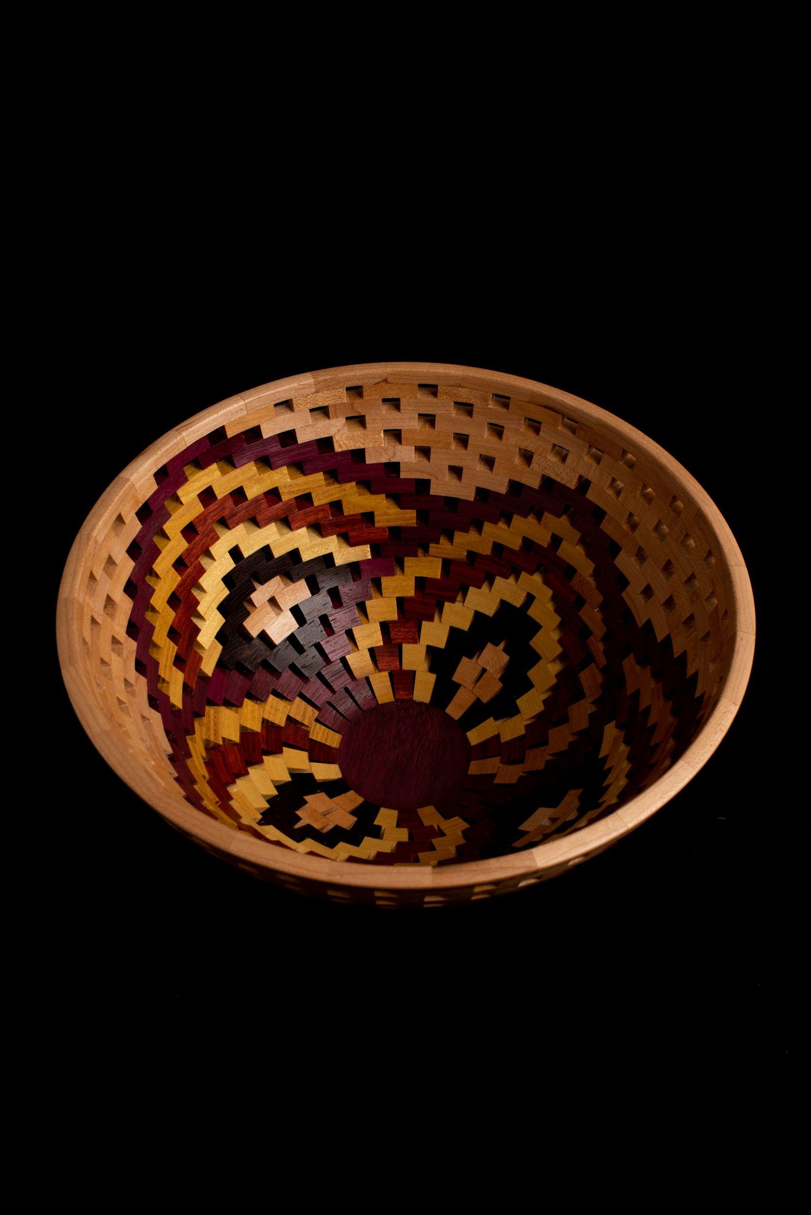 Open Segmented Bowl