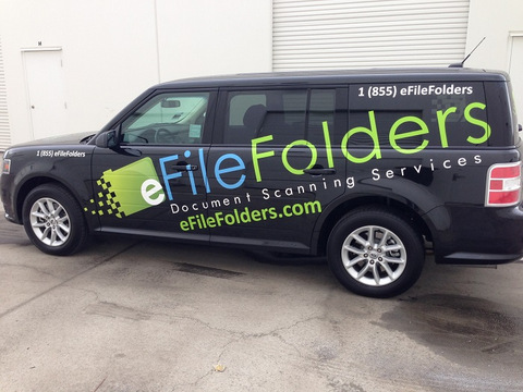 Full vehicle graphics for one-third of the price in Orange County