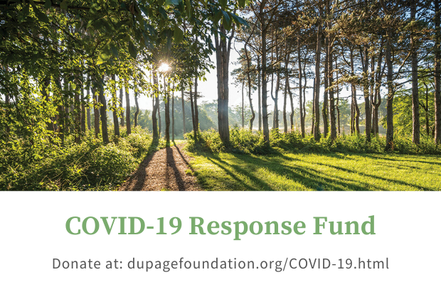DuPage Foundation Receives $150,000 from the Birck Family to Support COVID-19 Response Fund