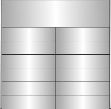 Medium 12 Slot Office Directory