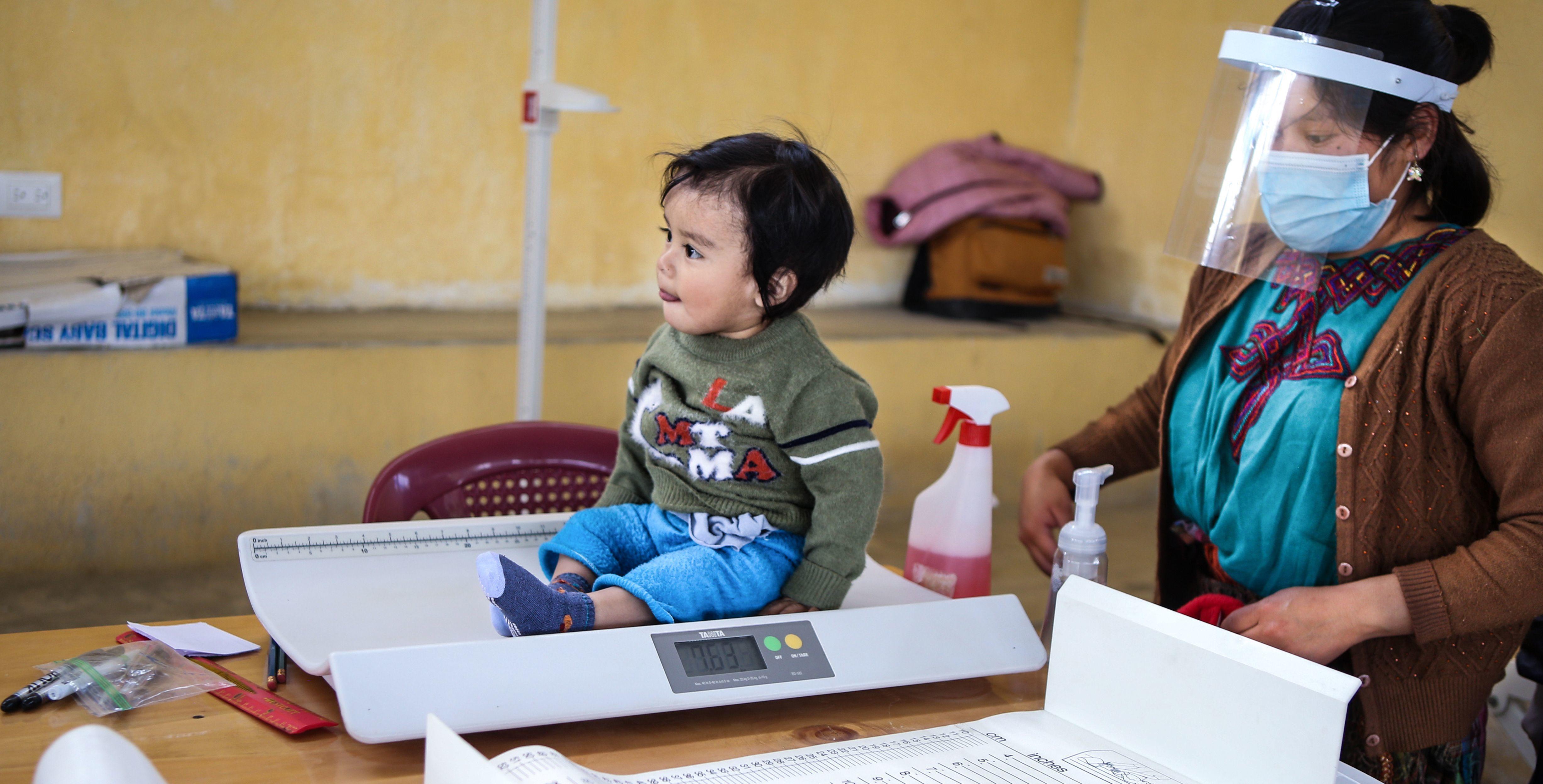 Community Clinics Continue in Caliaj!