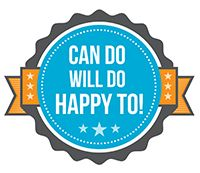 Can Do. Will Do. Happy To. Motto for Strategic Factory