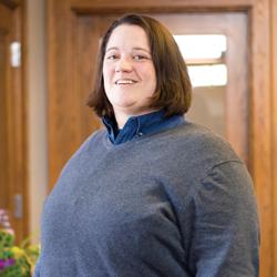 Sara Sunderman, Outreach Coordinator