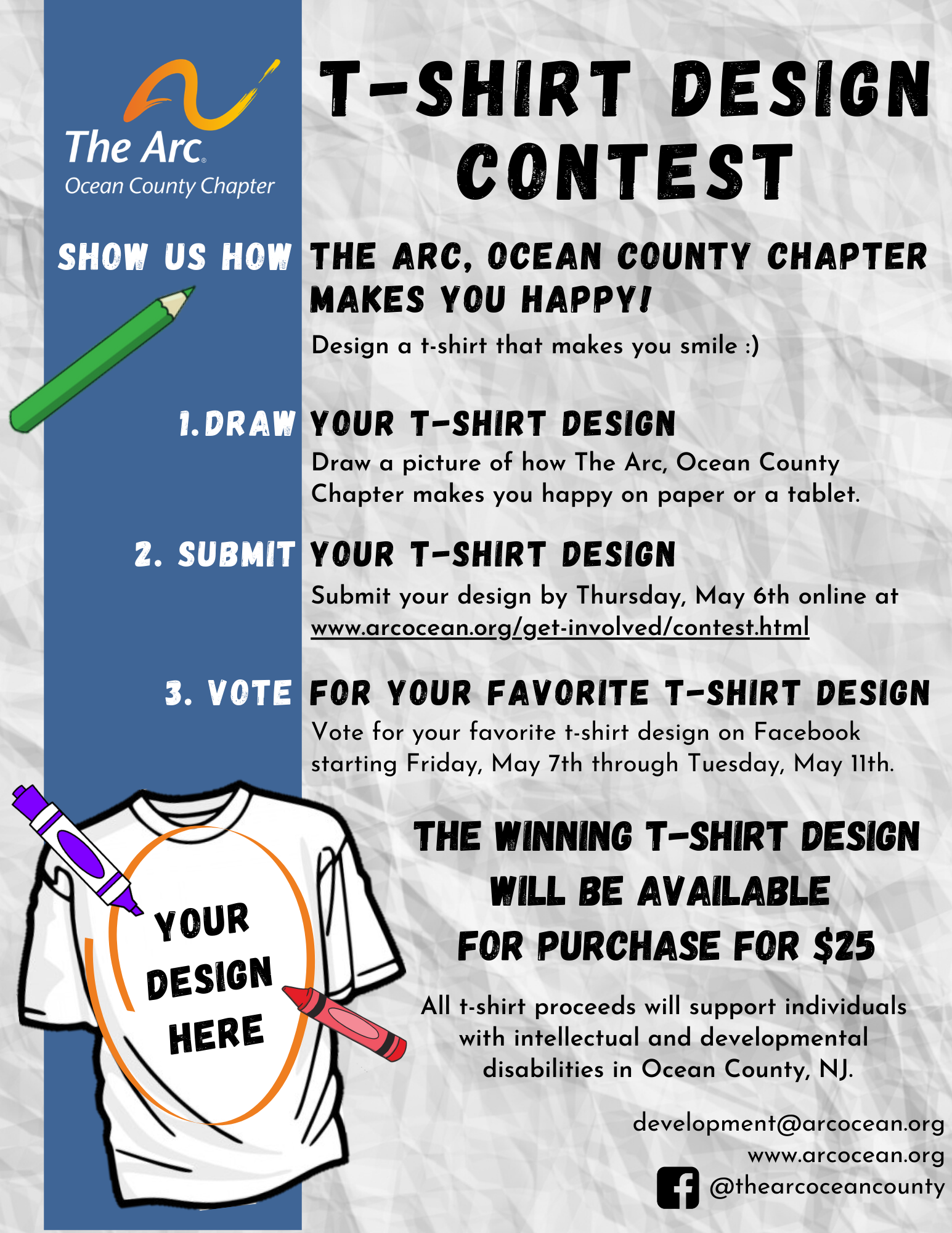 T-Shirt Design Contest!! Get Creative with Cheryl