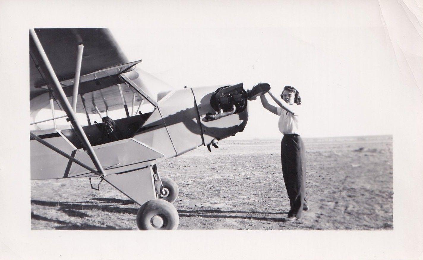 Joanne Terry takes flight