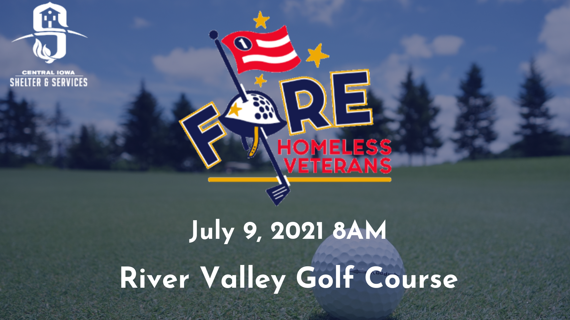 Fore! Homeless Veterans Golf Outing
