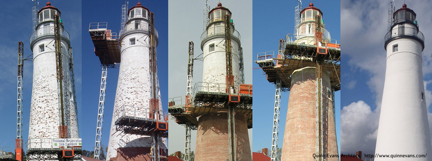 Restoring the Tower