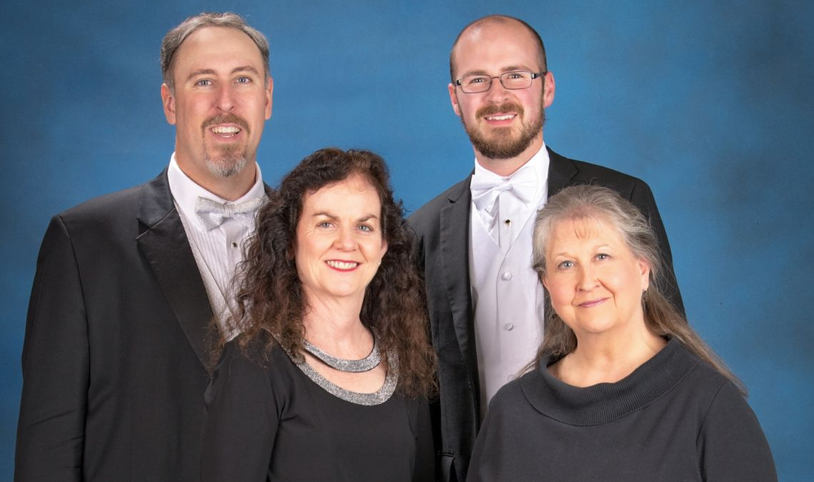 Directors and accompanists of the lincoln boys choir