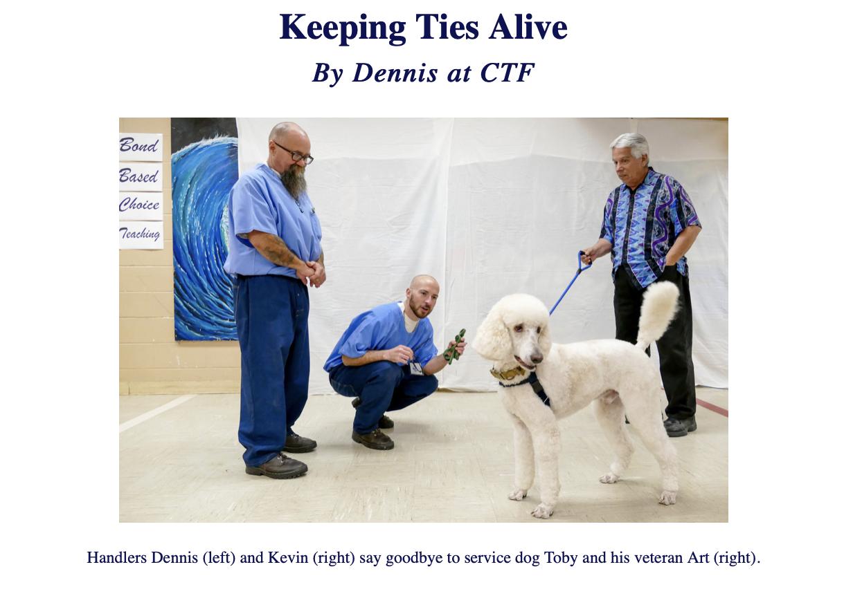 Keeping Ties Alive