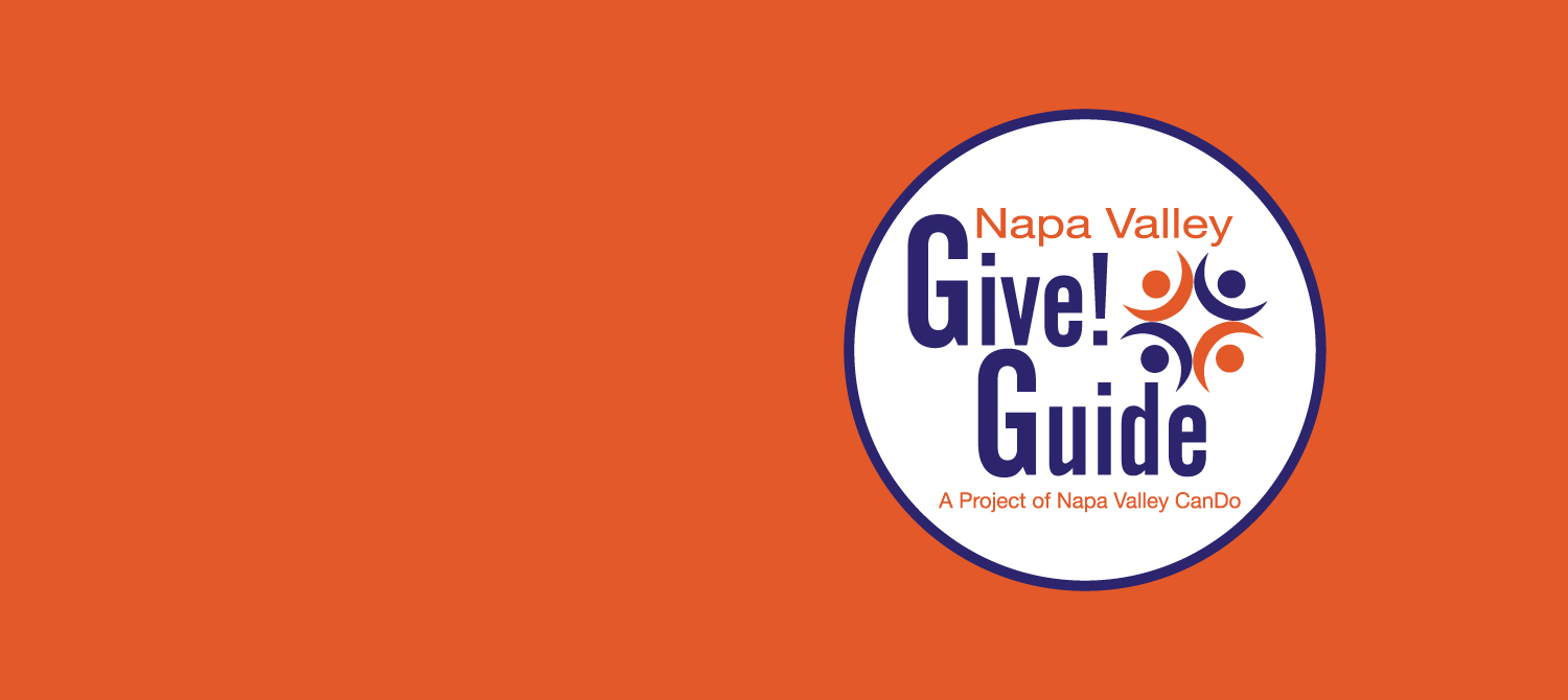 Napa Valley Give!Guide
