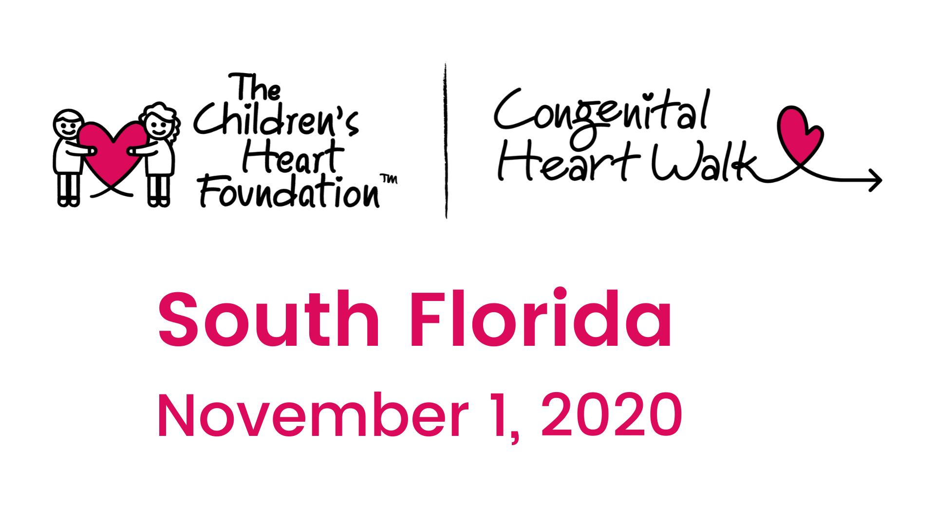 South Florida Congenital Heart Walk