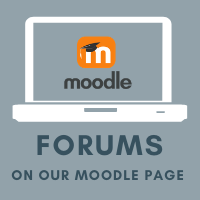 Forums:  New On Moodle!