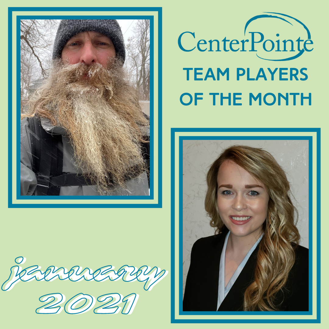 January 2021 Team Players of the Month