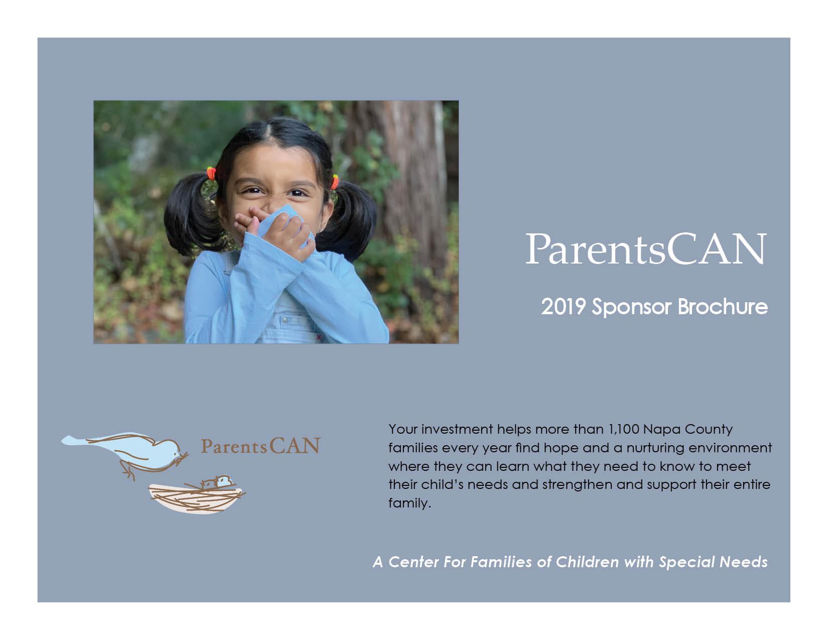 ParentsCAN : Support ParentsCAN! : Corporate Sponsorships