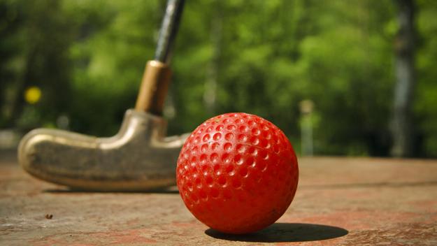 Mini Golf Fore Good