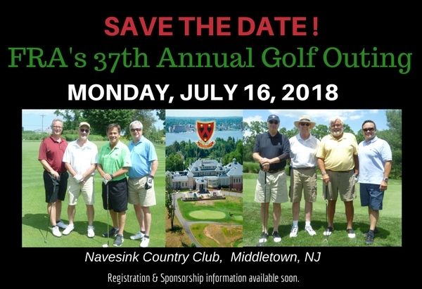 FRA's 37th Annual Golf Outing