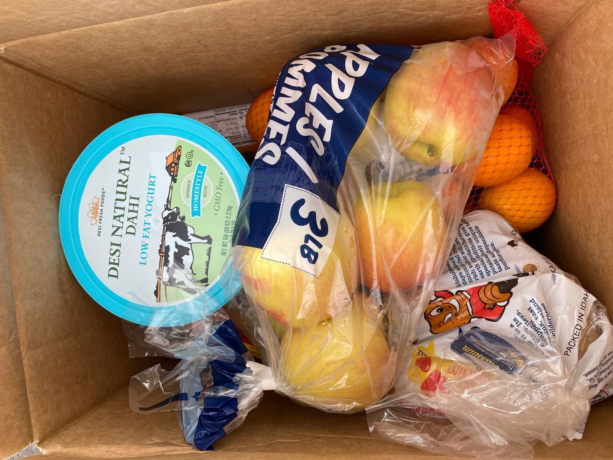 More than 900 food boxes distributed at final Famers to Families event in Sioux City