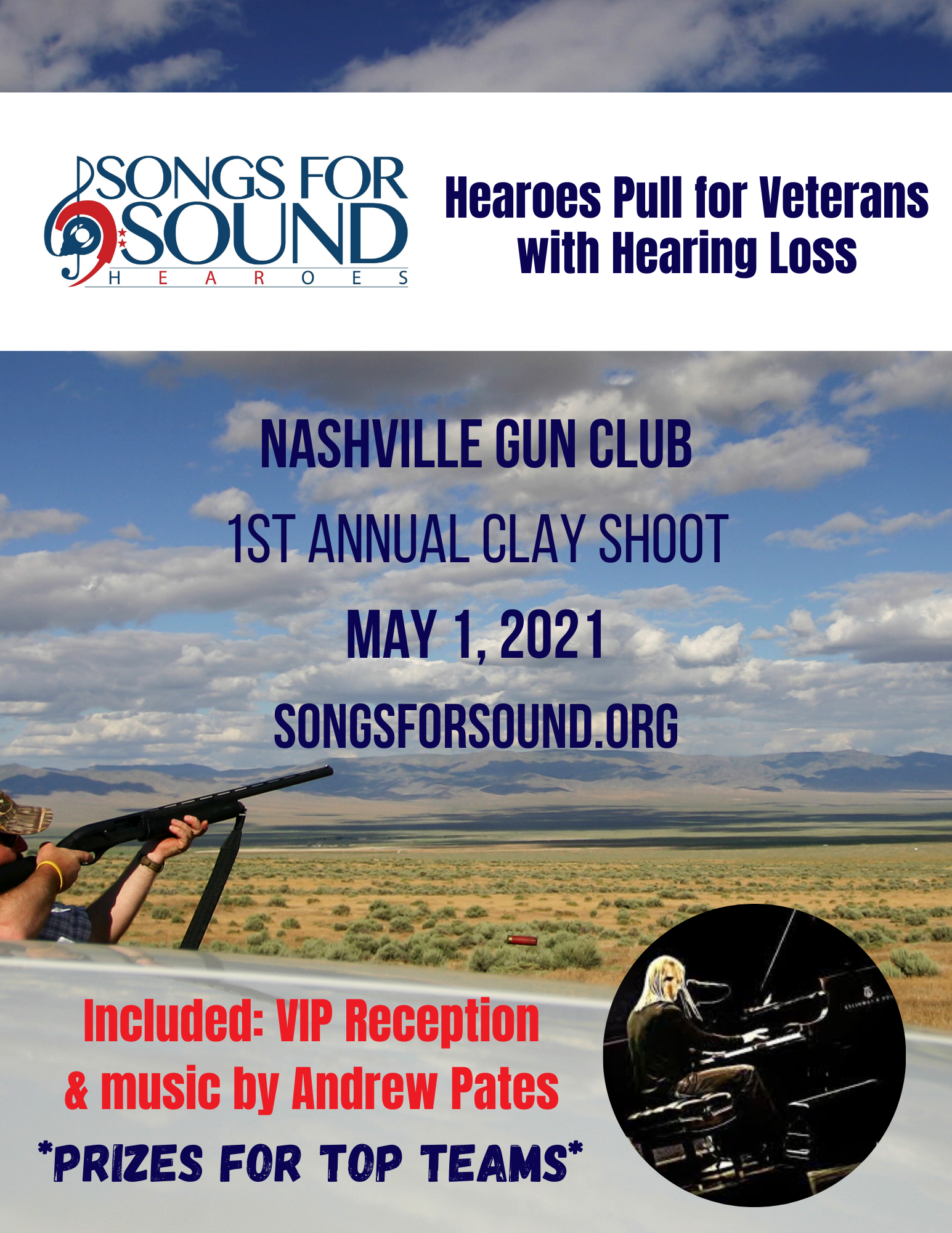 HEAROES PULL FOR VETS SPONSOR PACKAGES