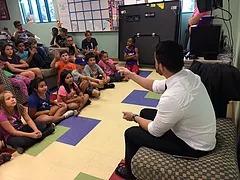 Wells Fargo employees teach local kids about finances
