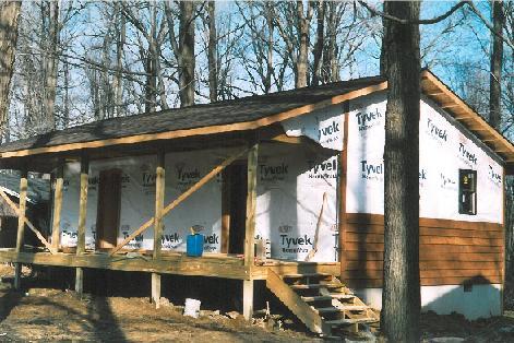 Arbor Cabin Const