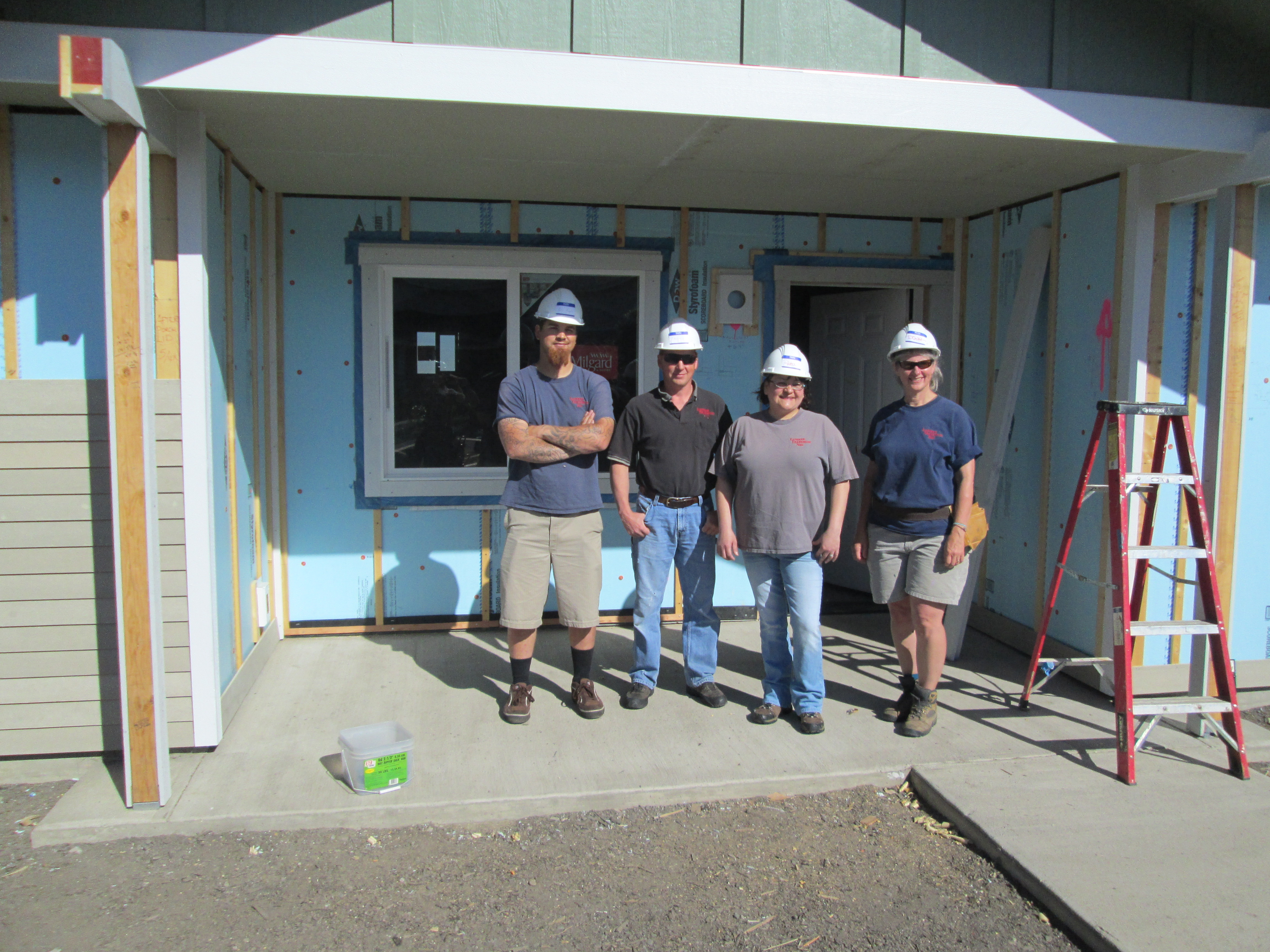 Hartnagel's Team Build Day June 9th