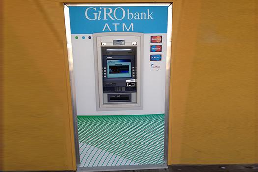 Girobank ATM