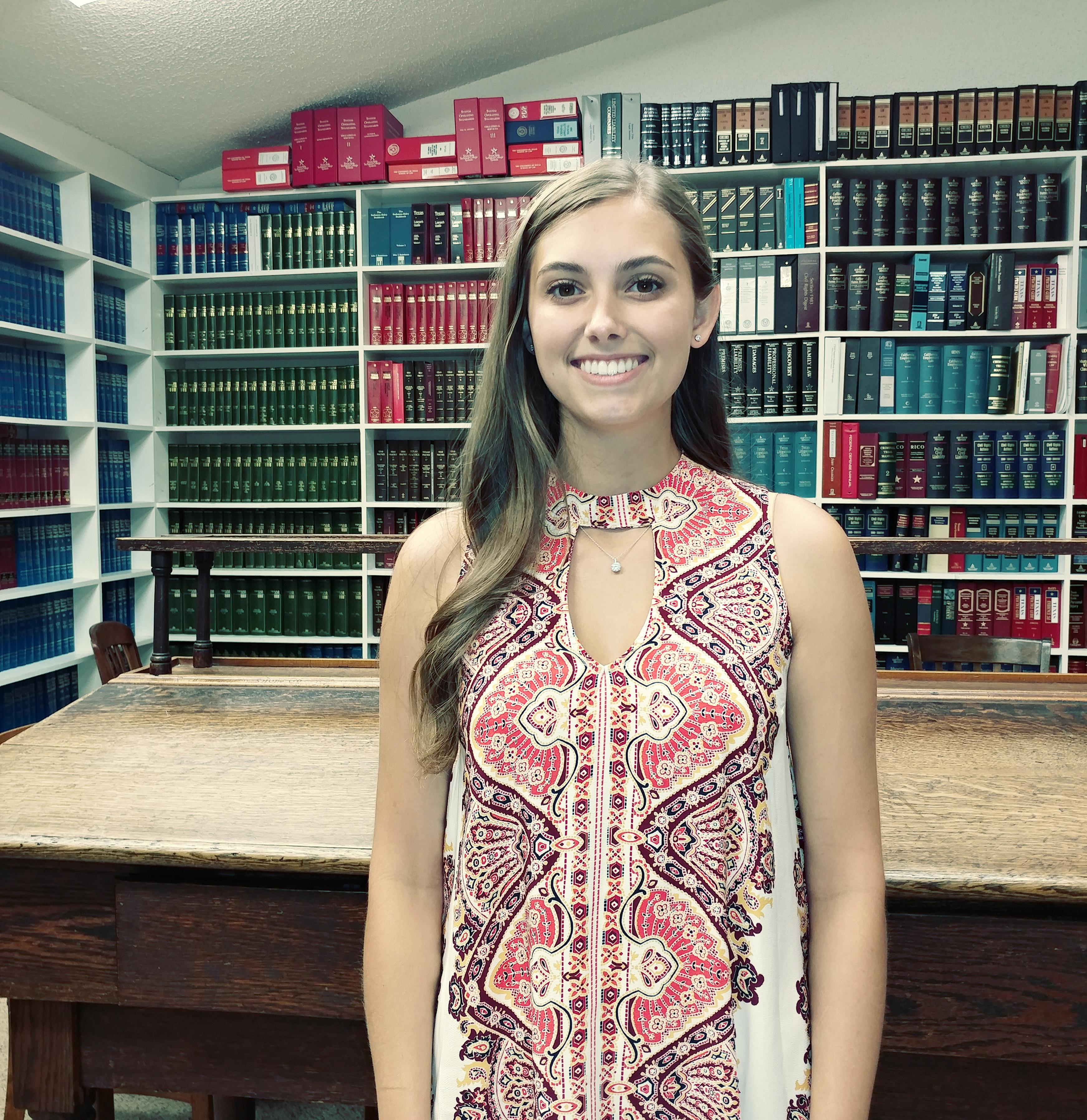 Emily Hines - Waco High School